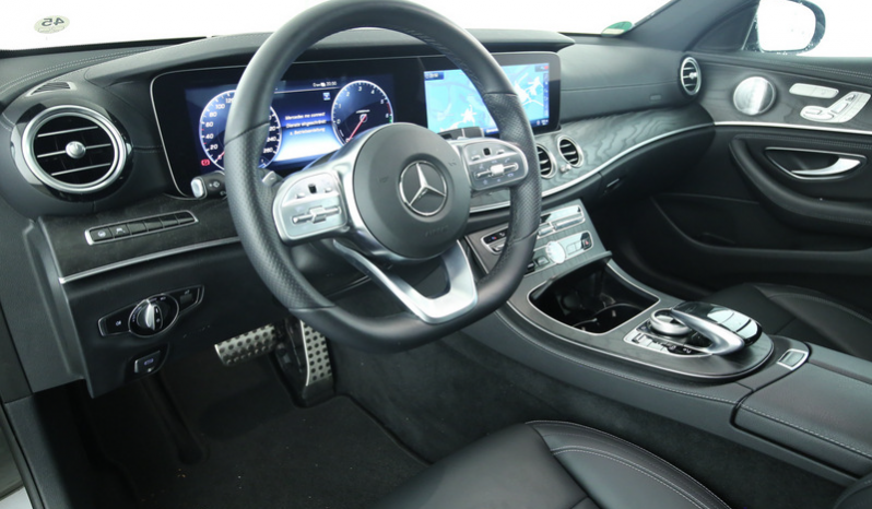 Mercedes-Benz E 300 de AMG Plug In Hybrid full