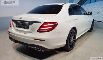 Mercedes-Benz E 220 d AMG automatik full