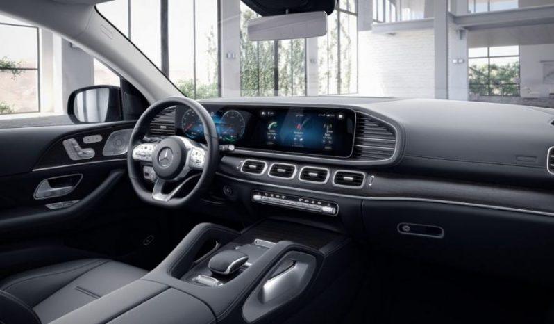 Mercedes-Benz GLE Coupe 350 de 4 matic full