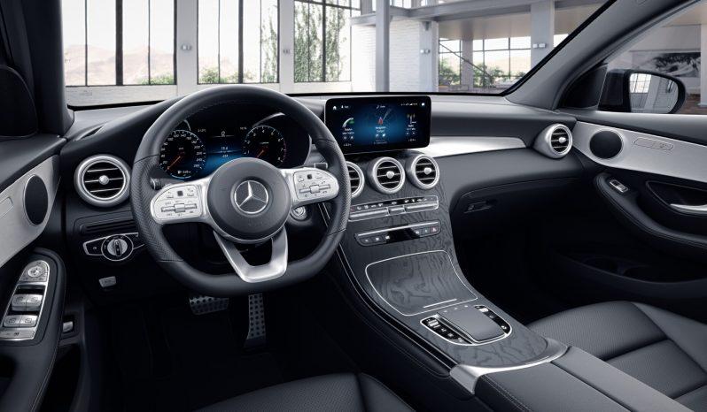 Mercedes-Benz GLC 300 de 4M AMG PLUG-IN Coupe full