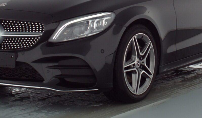 Mercedes-Benz C 220 d AMG full