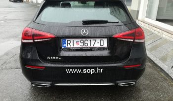 Mercedes-Benz A 180 d full