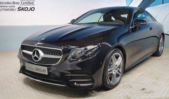 Mercedes-Benz E 220 d AMG Coupe