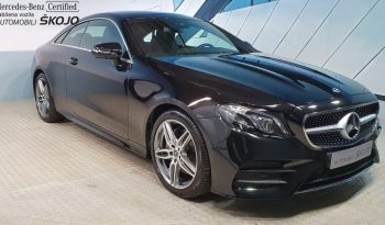 Mercedes-Benz E 220 d AMG Coupe full