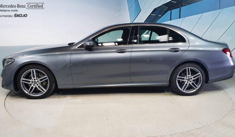 Mercedes-Benz E 220 d AMG full