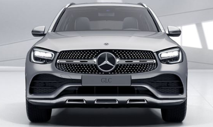 Mercedes-Benz GLC 220 d 4M AMG full